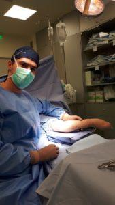 Χειρουργείο αγκώνα.