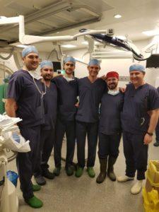 Live surgery ASC 2019